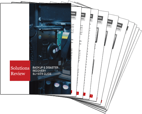 Download Link to Backup and Disaster Recovery Buyers Guide