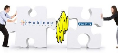 Syncsort and Tableau Software Partner to Integrate and Analyze in Hadoop