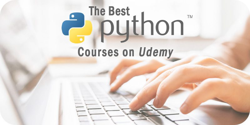 The Best Python Courses on Udemy