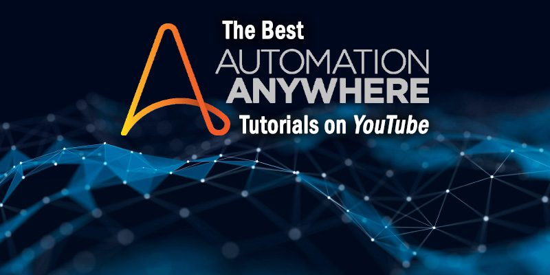 Automation Anywhere Tutorials