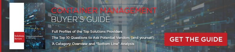 Download Link to Container Management Buyers Guide