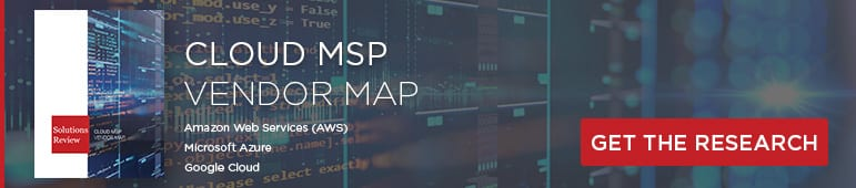 Download Link to Cloud MSP Vendor Map