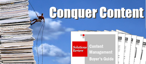 2016 Content Management Buyer's Guide