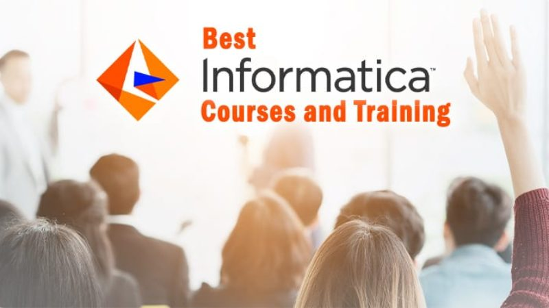 The 4 Best Informatica Online Training and Certifications for 2021
