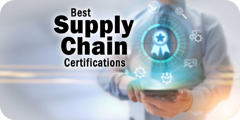 Supply Chain Certification Programs