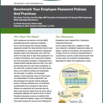 Forrester Benchmark Your Employee Password Policies
