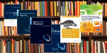 Top 6 Books on SIEM, Log Management, and Information Security Analytics